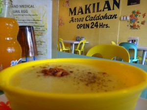 makilan arooz caldo house