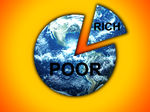 the poor and rich divide