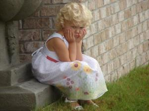 child-pouting