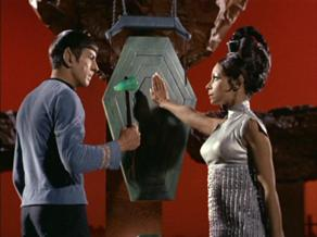 Spock Amok Time