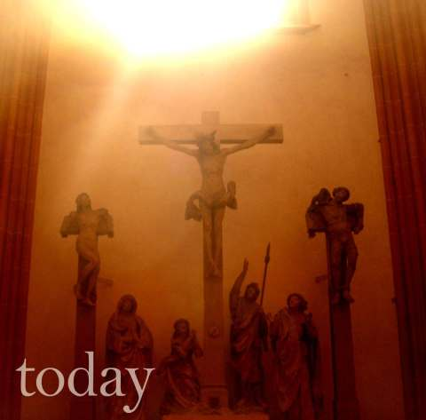 Christ to thief today Paradise