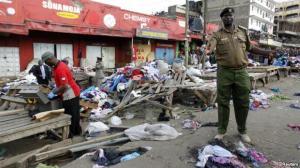Kenyan bombing May 16th, 2014