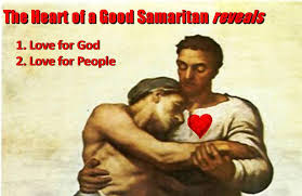 heart of a Good Samaritan