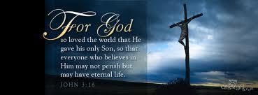 John 3 16 Christ on the Cross