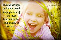 gift of child's laughter