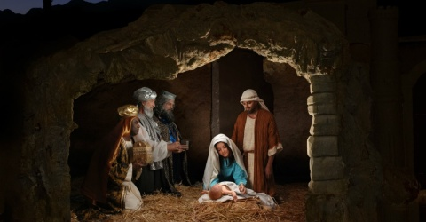 nativity Christ best gift of all