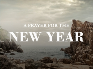 prayer for the New Year