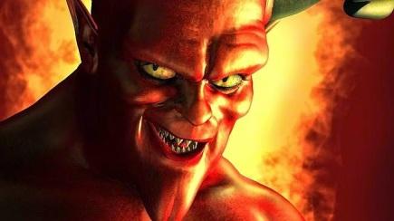 devil, father