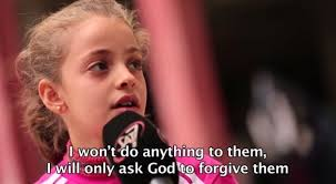 Myriam asks God to forgive ISIS