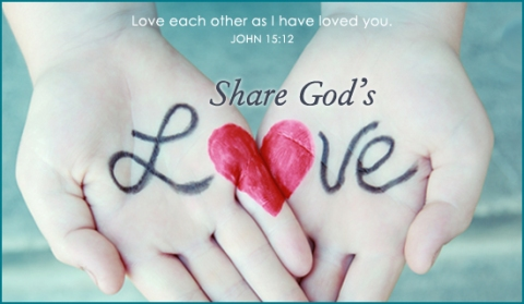share-gods-love