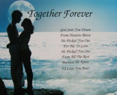 couple love you forever