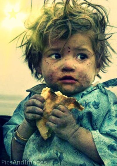 a slice of bread miracle to a hungry chid.jpg